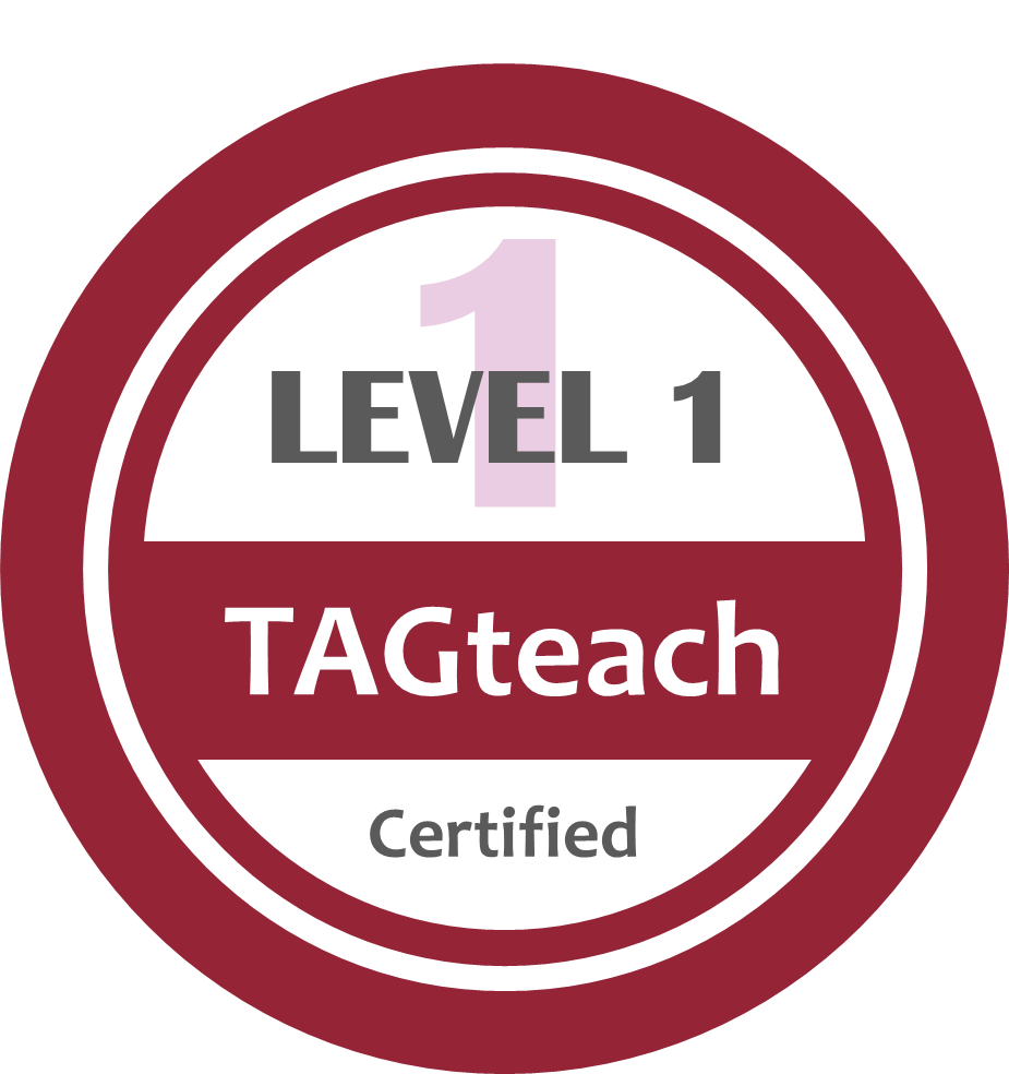 Tagteach International Certification Information